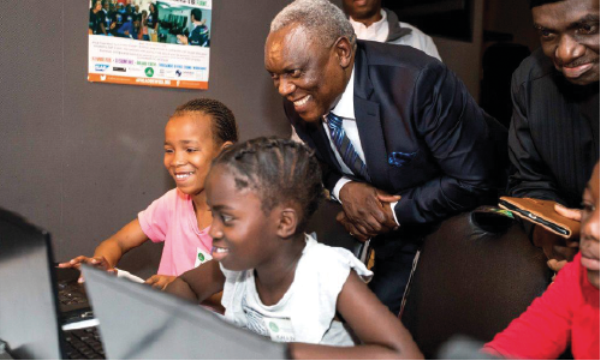 South African telecoms minister Siyabonga Cwele said initiatives such as Africa Code Week are helping to develop local content which will drive demand for internet services.
