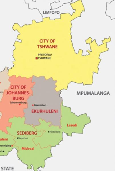 City of Tshwane Metropolitan Municipality