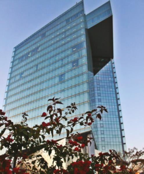 Maroc Telecom offices in Marrakech, Morocco