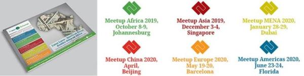 All the upcomingTowerXchange Meetups