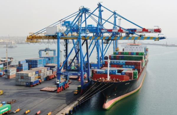 Upon completion of the expansion, Tema will become the largest container port in west Africa