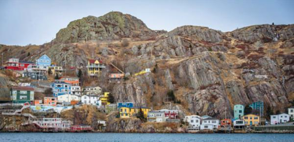 St. John's in Newfoundland and Labrador, Canada