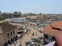 Accra, where the deal was signed