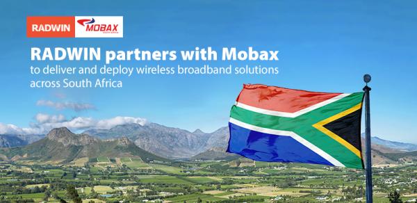 Radwin partners with Mobax