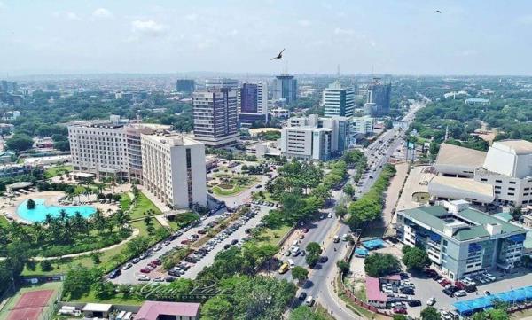 Accra, Ghana's capital