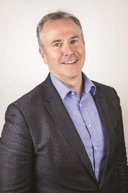 Kyle Whitehill, CEO of Avanti Communications