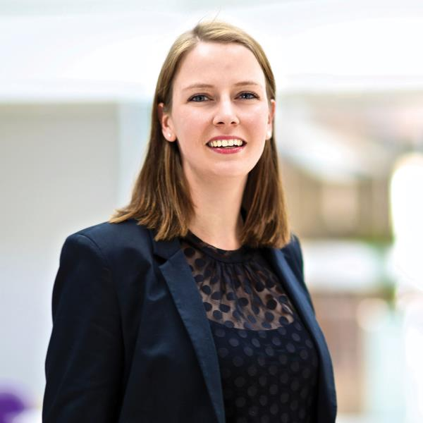 """Caroline Berns, head of talent acquisition at Ericsson Middle East and Africa says the program """"is designed to give graduates' career an added momentum at just the right time"""""""