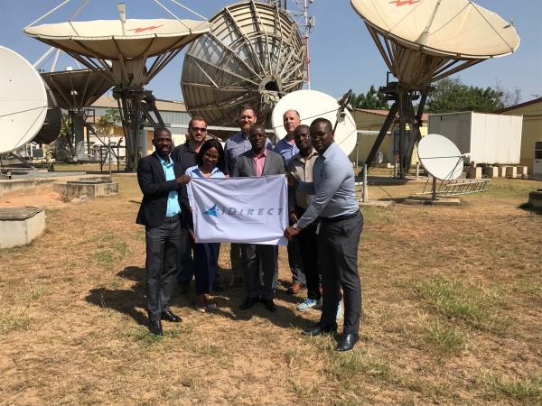 Connecting rural Angola