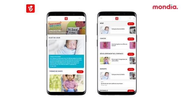Vodacom DRC and Mondia launch maternal health service
