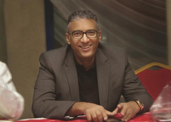 Ahmad Mokhles Aly El-Deen, group chief operating officer, Liquid Telecom