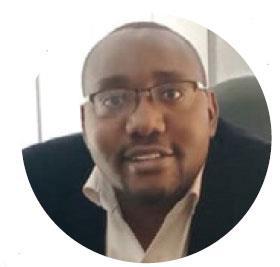 Halonda Denis Enock, CTO Gilat Telecom Uganda