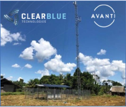 Avanti and Clear Blue partner in Africa